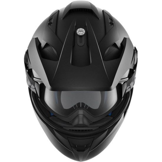 Shark Explore-R Blank Mat Black Off Road Helmet