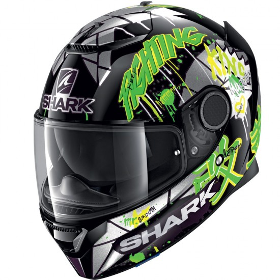 Shark Spartan Rep Lorenzo Catalunya GP 2018 Full Face Helmet