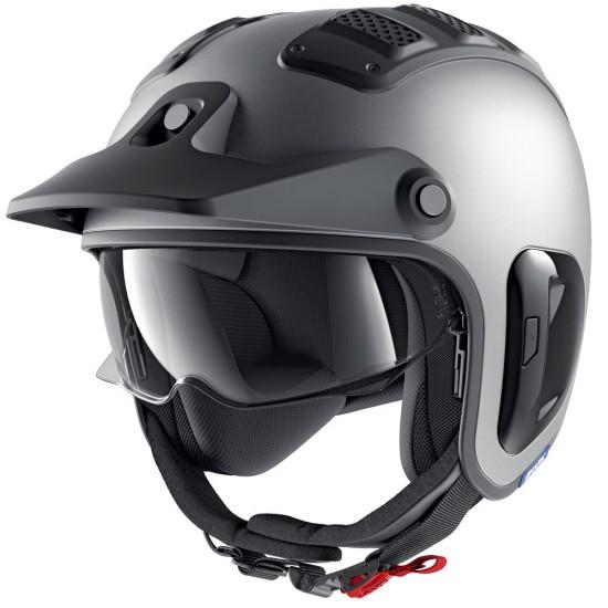 Shark X-DRAK 2 Blank Mat Anthracite Mat Open Face Helmet