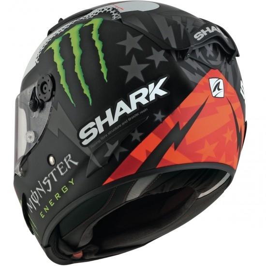 Shark Race-R Pro Replica Lorenzo Monster 2017 Black Red White Full Face Helmet