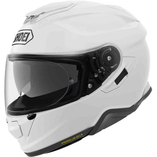 Shoei GT-Air 2 White Full Face Helmet