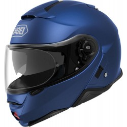 Shoei Neotec II Matt Blue Metallic Modular Helmet