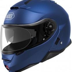 Shoei Neotec II Matt Blue Metallic Modular Helmet