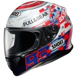 Shoei NXR Marquez Power Up TC-1 Helmet