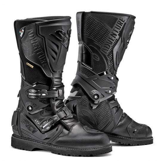 SIDI Adventure 2 Gore-Tex Touring Boots - Black Black