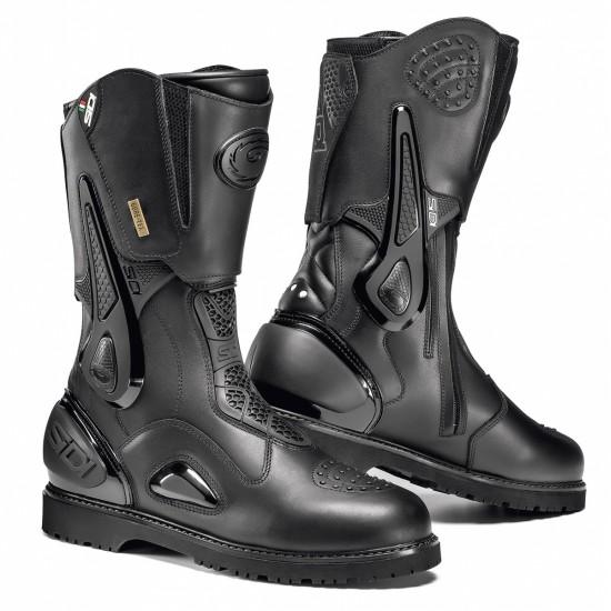 SIDI Armada Gore-Tex Touring Boots - Black