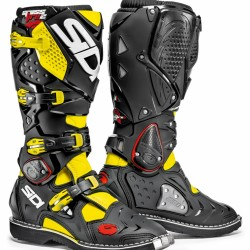 SIDI Crossfire 2 Offroad Boots - Yellow Black