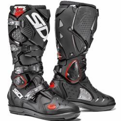SIDI Crossfire 2 SRS Offroad Boots - Black Black