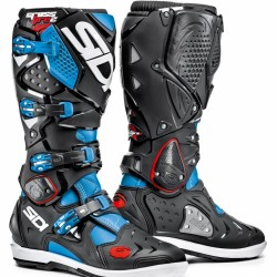 SIDI Crossfire 2 SRS Offroad Boots - Light Blue Black