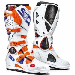 SIDI Crossfire 2 SRS Offroad Boots - Orange White Blue