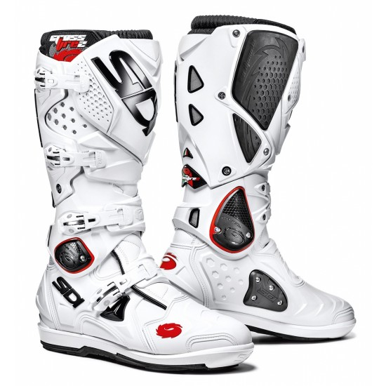 SIDI Crossfire 2 SRS Offroad Boots - White White