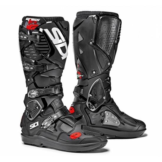SIDI Crossfire 3 SRS Offroad Boots - Black Black