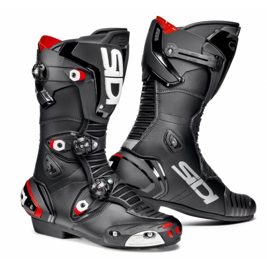 SIDI Mag-1 Racing Boots - Black Black