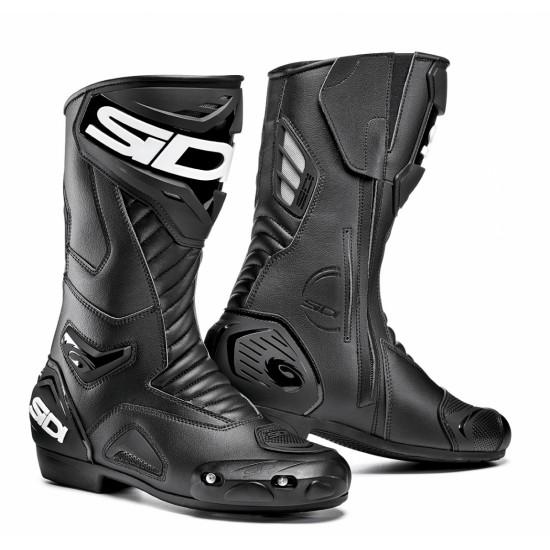 SIDI Performer Racing Boots - Black Black