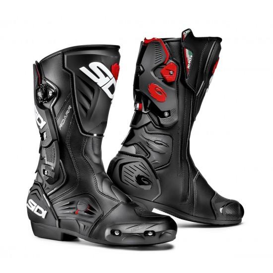 SIDI Roarr Racing Boots - Black Black