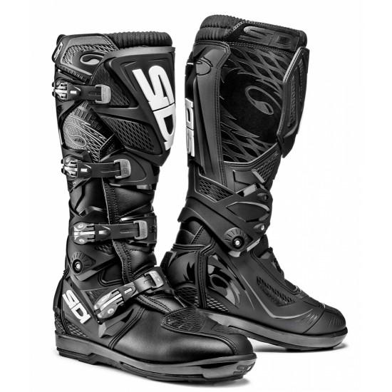 SIDI Crossfire X-3 SRS Offroad Boots - Black Black