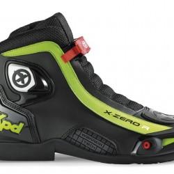 Xpd X-Zero R Boots - Black Green