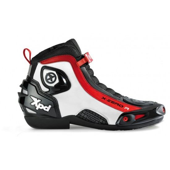 Xpd X-Zero R Boots - Black Red