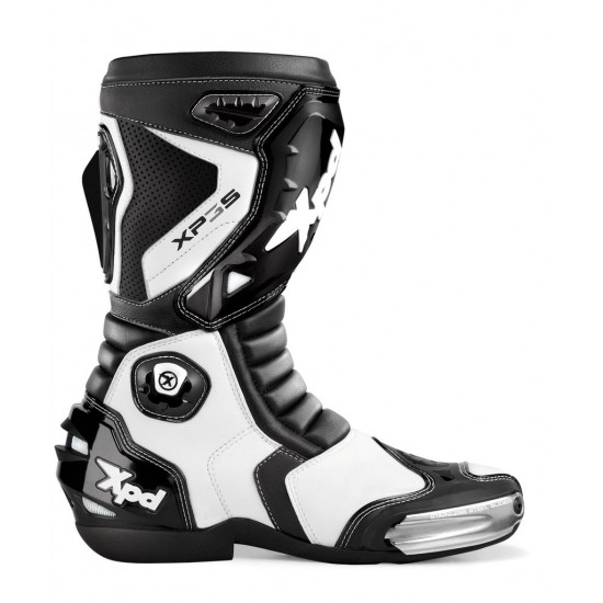 Xpd XP3-S Boots - Black White