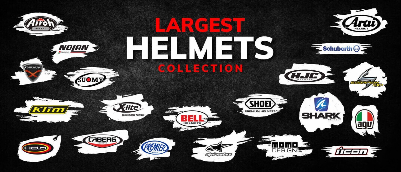 Top Brands Motorcycle Helmets Online India