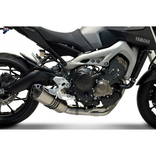Termignoni Relevance Full Exhaust System In Carbon Racing For Yamaha MT-09 MPN - Y102090TV