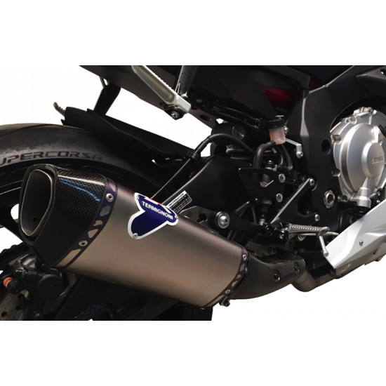 Termignoni Reparto Corse slip on Exhaust In Carbon Racing For YZF-R1 MPN - Y106080TFT