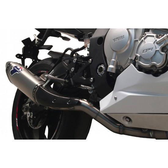 Termignoni Reparto Corse slip on Exhaust In Carbon Racing For YZF-R1 MPN - Y106080TFT
