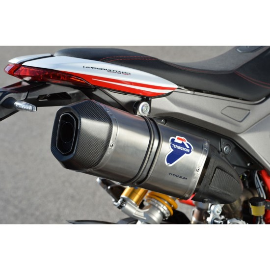 Termignoni Homologated D133 Slip On Exhaust for Ducati Hypermotard 939 MPN - 96480961A