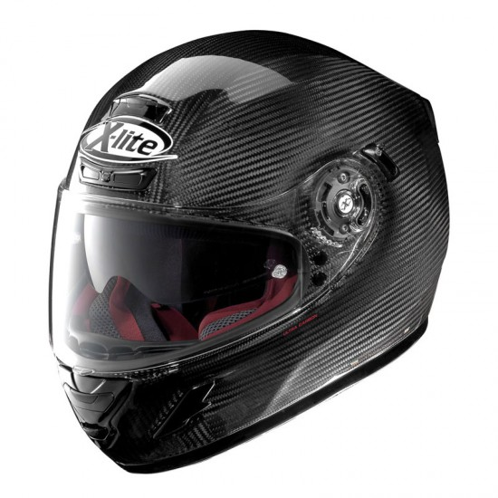 X-Lite X-702-GT-Ultra-Carbon Puro N-Com Carbon Full Face Helmet