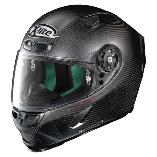 X-Lite X-803 Ultra Carbon Puro Flat Carbon Full Face Helmet