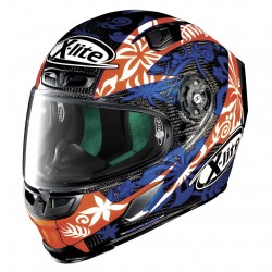 X-Lite X-803 Ultra Carbon Replica D Petrucci Carbon Full Face Helmet