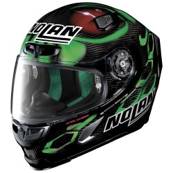 X-Lite X-803 Ultra Carbon Replica E Bastianini Carbon Full Face Helmet