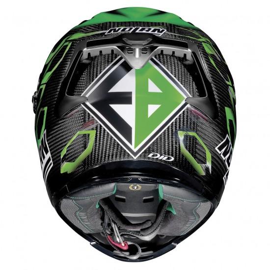 X-Lite X-803 Ultra Carbon Replica E Bastianini Carbon Full Face Helmet