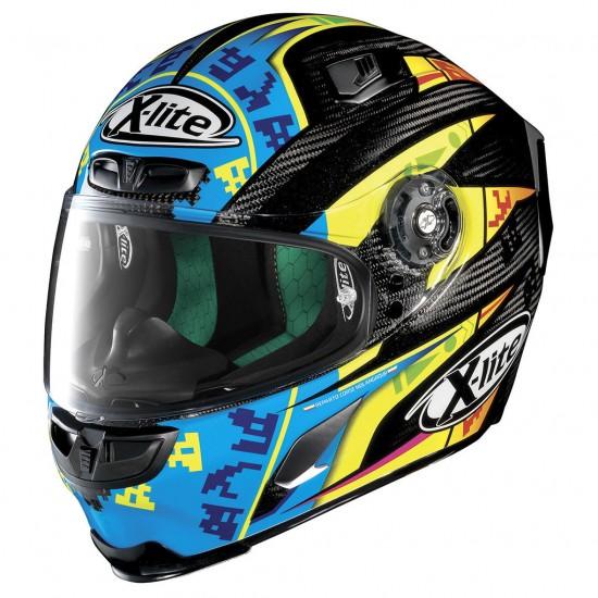 X-Lite X-803 Ultra Carbon Replica L Camier Carbon Full Face Helmet