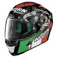 X-Lite X-803 Ultra Carbon Replica M Melandri Carbon Full Face Helmet