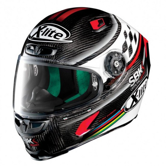 X-Lite X-803 Ultra Carbon Sbk Full Face Helmet
