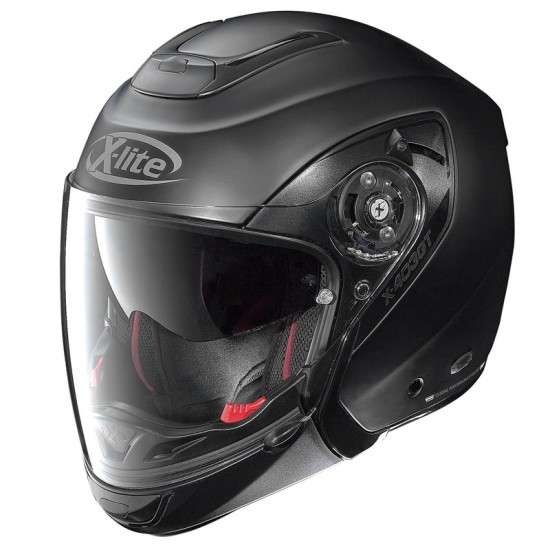 X-Lite X-403 GT Elegance N-Com Flat Black Modular Helmet