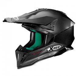 X-Lite X-502 Ultra Carbon Puro Flat Carbon Off Road Helmet
