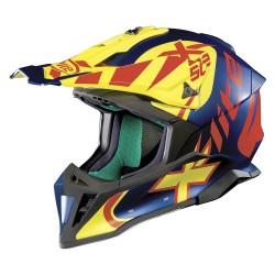 X-Lite X-502 Xtrem Flat Cayman Blue Helmet