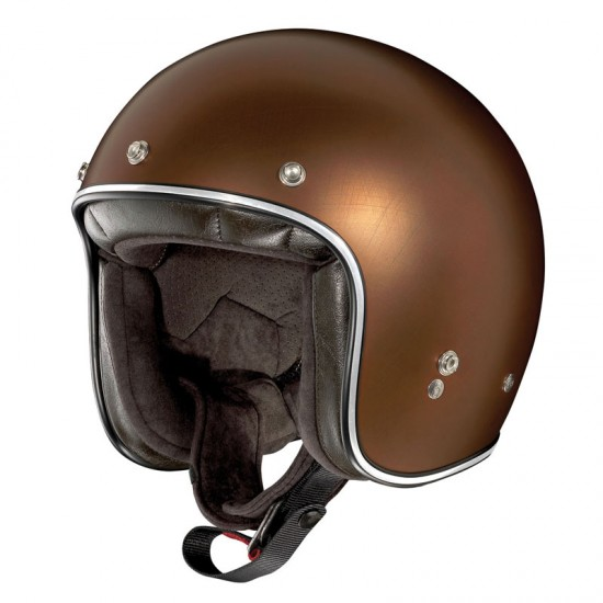 X-Lite X-201 Fresno Scratched Flat Copper Helmet