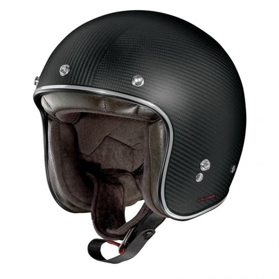 X-Lite X-201 Ultra Carbon Puro Flat Carbon Open Face Helmet