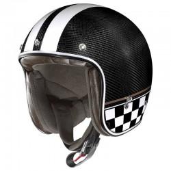 X-Lite X-201 Ultra Carbon Willow Springs Open Face Helmet