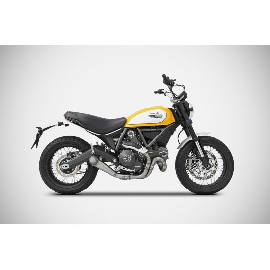 Zard Conical Version 2>1 Full Kit Ducati Scrambler MPN - ZD785SKR