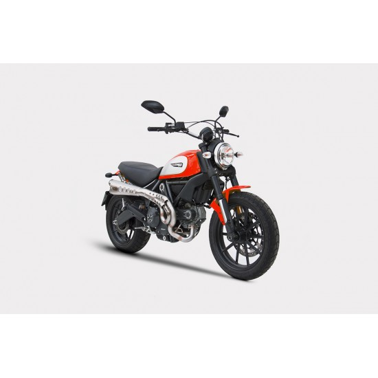 Zard High Mounted Full Kit Ducati Scrambler MPN - ZD779SKR