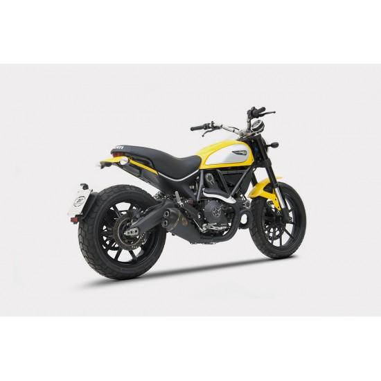 Zard Low Mounted Version Silencer Ducati Scrambler MPN - ZD780SSR