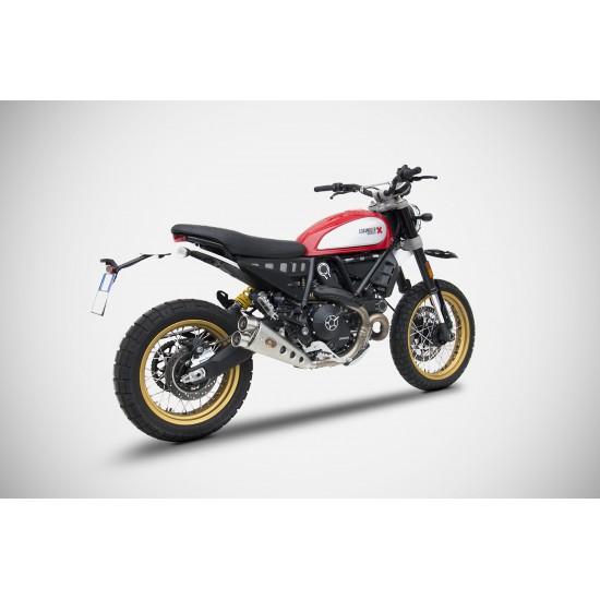 Zard Desert Sled Version Special Edition Silencer Ducati Scrambler MPN - ZD795SSR