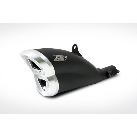 Zard Steel Version Silencer Ducati Diavel MPN - ZD117SSR