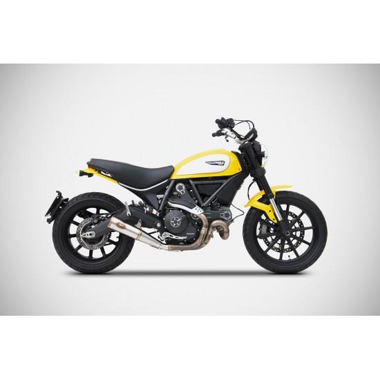 Zard Zuma Silencer Ducati Scrambler MPN - ZD781SSR