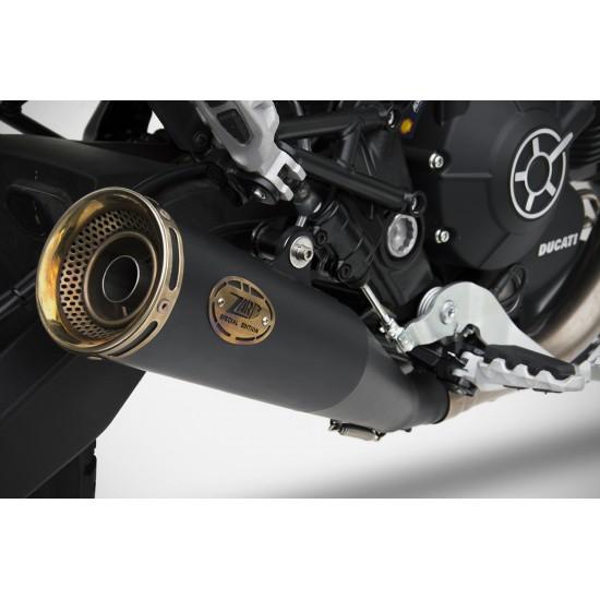Zard Desert Sled Version Zuma Silencer Ducati Scrambler MPN - ZD794SSR