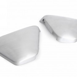Zard Brushed Aluminium Version Side Panels Triumph Bonneville T100 / Bonneville T120 - ZTPH065F